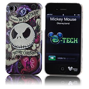 Tim Burtons The Nightmare Before Christmas iPhone Case