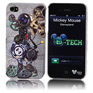 Steampunk Mickey Mouse iPhone 4 Case