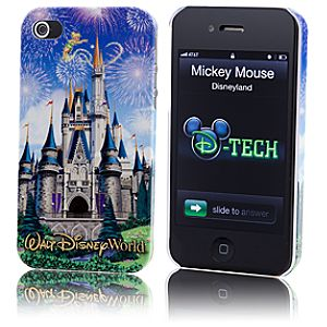 Walt Disney World Cinderella Castle iPhone 4 Case