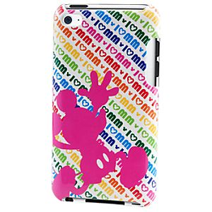''I Heart MM'' Mickey Mouse iPod Touch (4th Gen.) Case