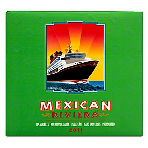 Disney Cruise Line 2011 Mexican Riviera Photo Album -- Medium