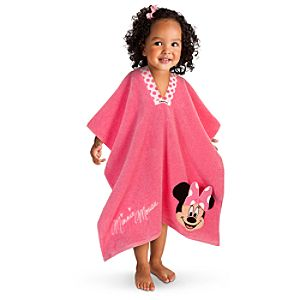 Minnie Mouse ShowNo Cover Up Towel for Girls