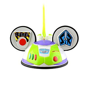 Limited Edition Ear Hat Buzz Lightyear Ornament
