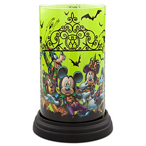 The Haunted Mansion Halloween Mickey Mouse Lantern