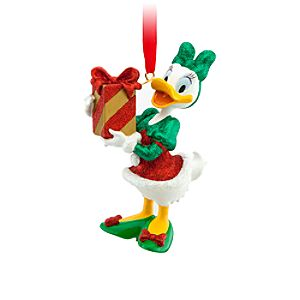 Daisy Duck Ornament