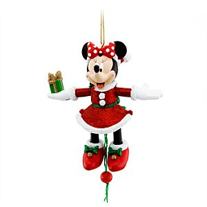 Marionette Minnie Mouse Ornament