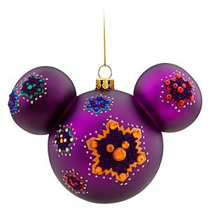 Mickey Mouse Icon Ornament
