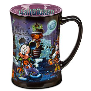 Halloween Time Mickey Mouse Mug