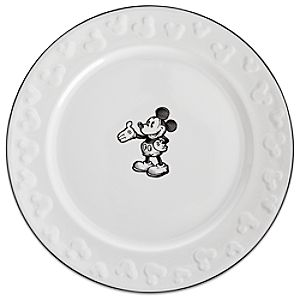 Mickey Mouse Dinner Plate Set