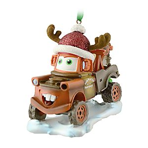 Tow Mater Ornament