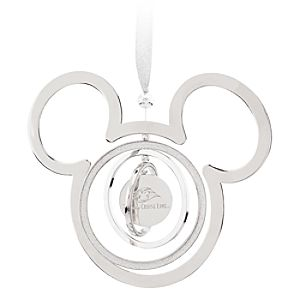 Disney Cruise Line Mickey Mouse Ornament