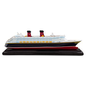 Disney Cruise Line Ship Miniature - Disney Magic