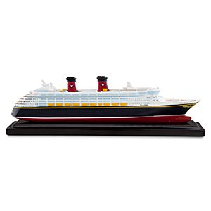 Disney Cruise Line Ship Miniature -- Disney Wonder