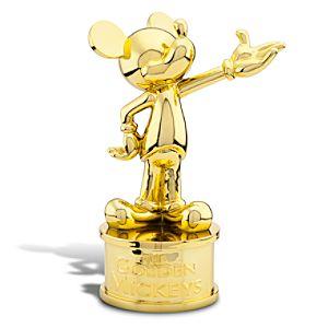 The Golden Mickeys Award Figurine