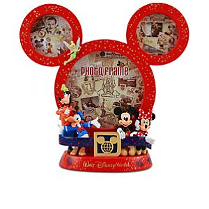 Walt Disney World Mickey Mouse Photo Frame