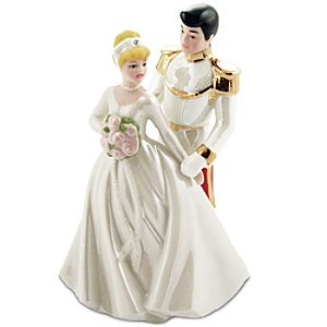 Prince Charming and Cinderella Figurine