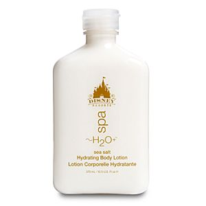 Disney Resorts H<sub>2</sub>O+ Sea Salt Hydrating Body Lotion