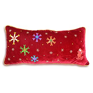 Mickey Mouse Pillow - Holiday