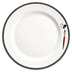 Animators Palette Dinner Plate - Disney Cruise Line