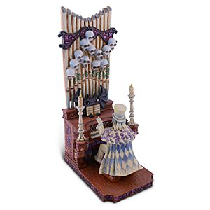 The Haunted Mansion Organ Figurine by Jim Shore