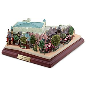 Disneyland Pinocchios Daring Journey Attraction Miniature by Olszewski