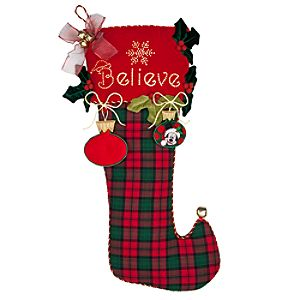 Mickey Mouse Stocking - Holiday