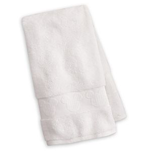 Mickey Mouse Icon Hand Towel