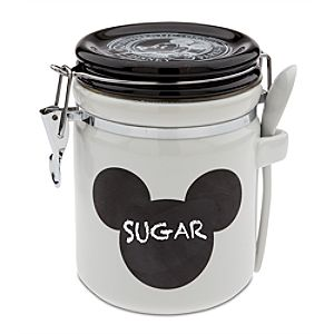Mickey Mouse Kitchen Cannister