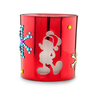 Mickey Mouse Candle Holder - Holiday