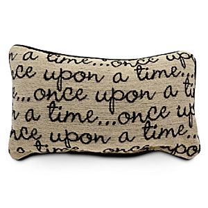 "Disney Parks Pillow - ""Once Upon a Time"""