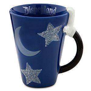 Sorcerer Mickey Mouse Glitter Mug - Disneyland 2013