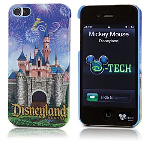 Sleeping Beauty Castle iPhone 5 Case - Disneyland