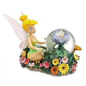 Tinker Bell Garden Snowglobe