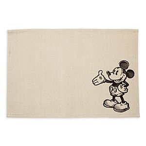 Mickey Mouse Woven Placemat