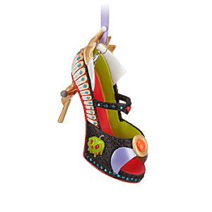 Evil Queen Shoe Ornament