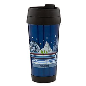 Sorcerer Mickey Mouse Travel Mug - Disneyland 2013
