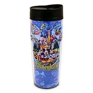 Mickey Mouse and Friends Travel Tumbler - Disneyland