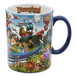 Storybook Mug - Disneyland