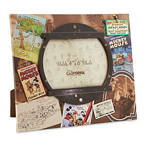 Mickey Mouse Animation Desk Photo Frame - Disney California Adventure
