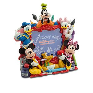 Mickey Mouse and Friends Photo Frame