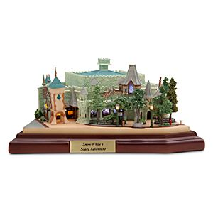 Disneyland Snow Whites Scary Adventure Miniature by Olszewski