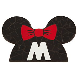 Minnie Mouse Ear Hat Mosaic