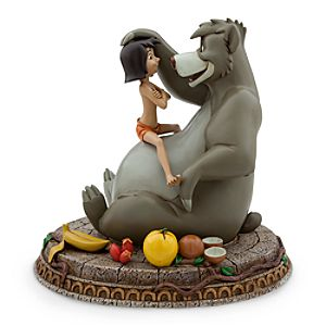 Mowgli and Baloo Figure - The Jungle Book