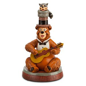 Henry and Sammy Figurine - Country Bear Jamboree