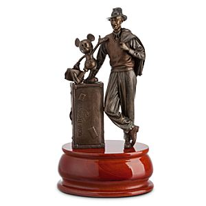 "Walt Disney and Mickey Mouse ""Storytellers"" Figurine - Disney California Adventure"