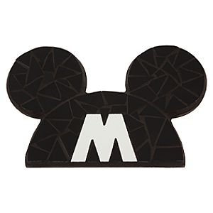 Mickey Mouse Ear Hat Mosaic