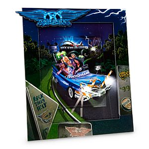 Rock n Roller Coaster Starring Aerosmith Photo Frame - Disneys Hollywood Studios
