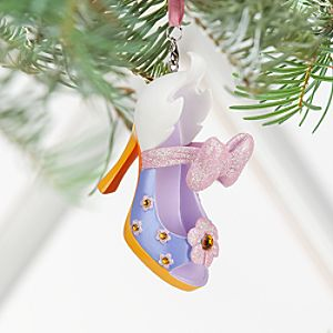 Daisy Duck Shoe Ornament