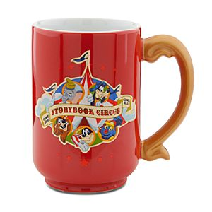 Storybook Circus Mug - Walt Disney World