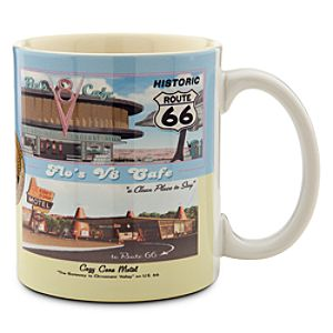 Cars Land Route 66 Mug